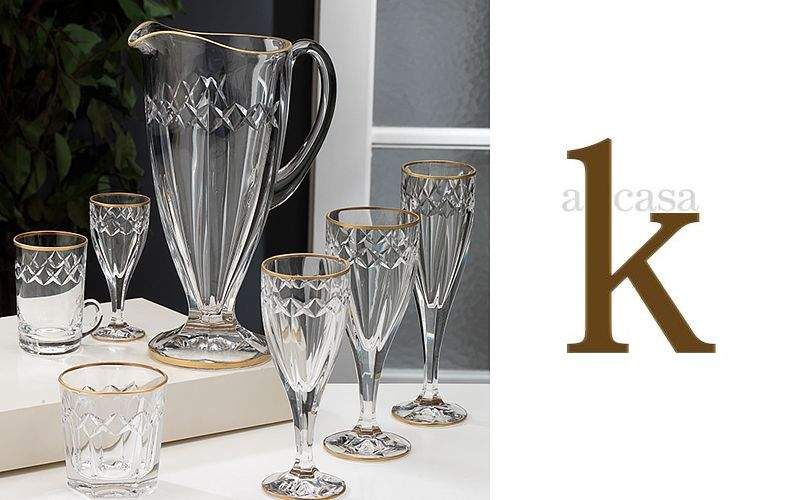 A Casa K Glasses set Sets of glasses Glassware  |