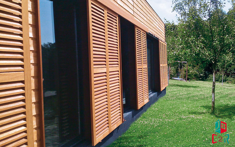 C2r menuiserie Rolling shutter Shutters Doors and Windows  |