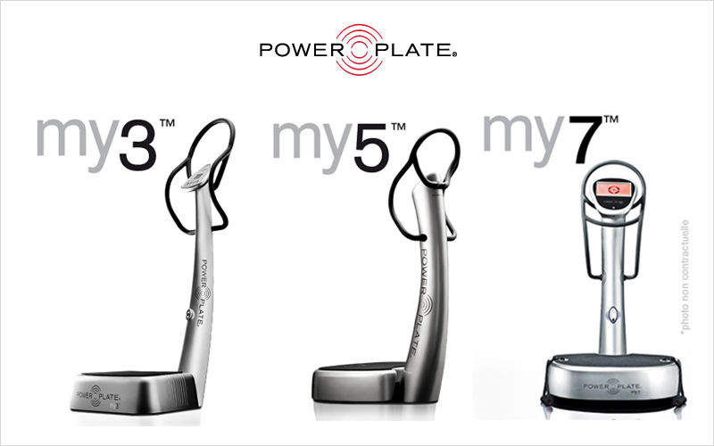 POWER PLATE Power plate Body-building equipment Fitness  |