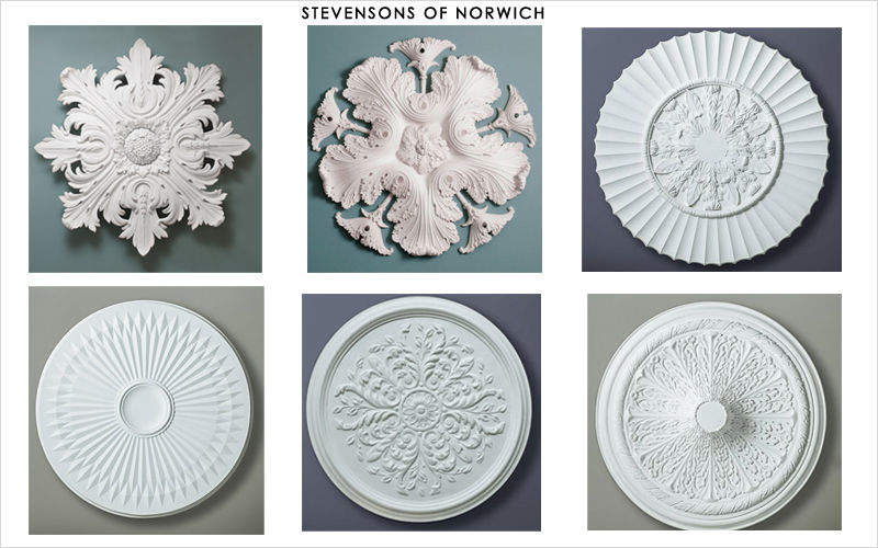 Stevensons Of Norwich Rosace Architectural elements Ornaments  |