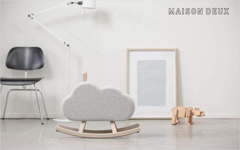 MAISON DEUX Rocking Horse Various toys and games Games and Toys  |