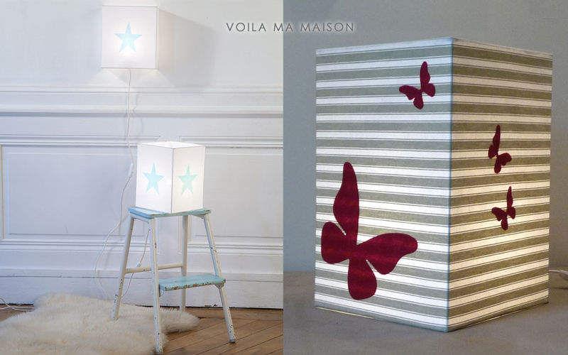 Voila Ma Maison Children's table lamp Children's lighting Children's corner  |
