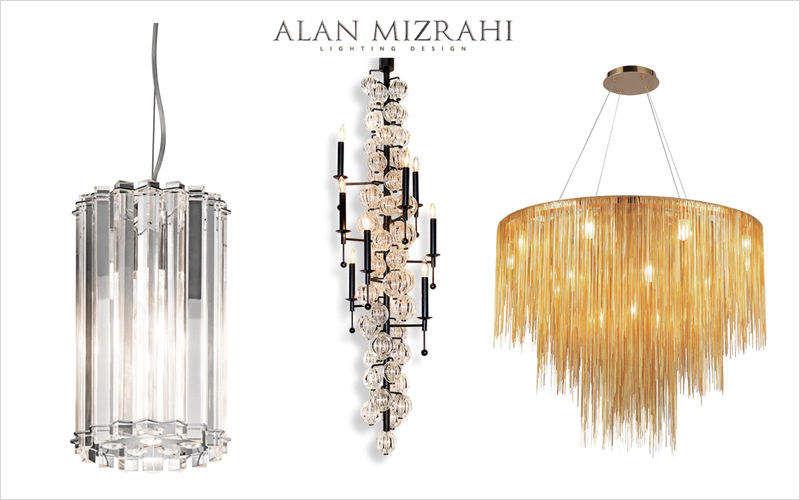 ALAN MIZRAHI LIGHTING Hanging lamp Chandeliers & Hanging lamps Lighting : Indoor   