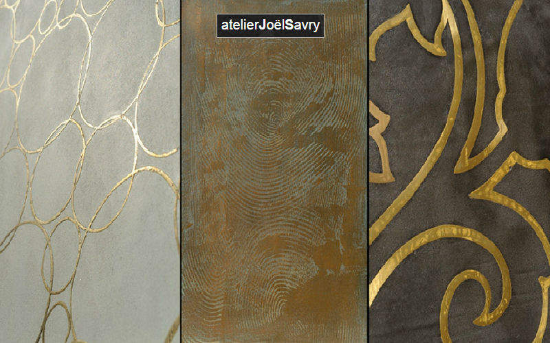 Atelier Joël Savry Decorative coating Paints Hardware  |