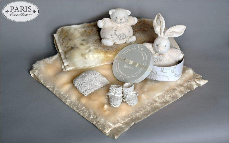 Paris Excellence Newborn gift box Birth and baptism Children's corner  |