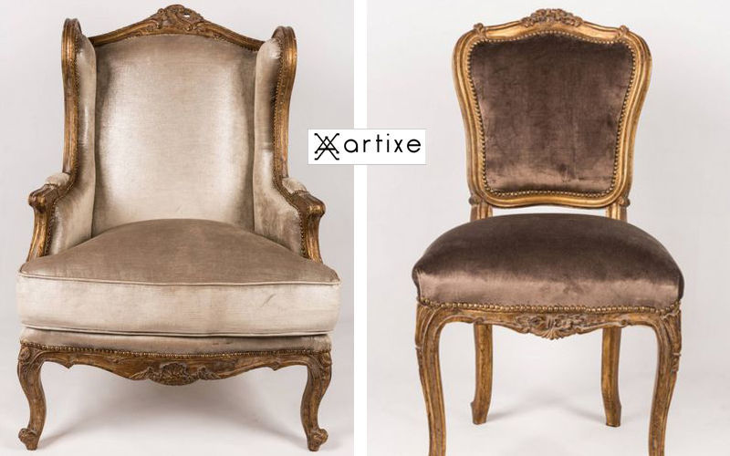 Artixe Wingchair with head rest Armchairs Seats & Sofas  |