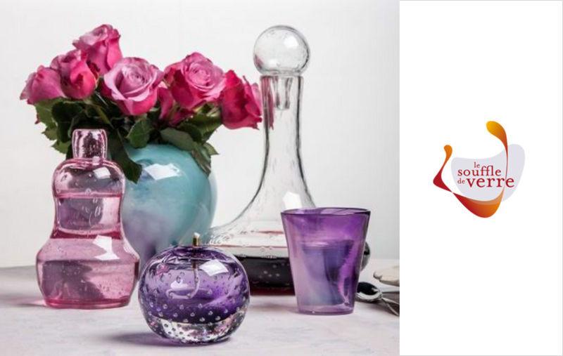 LE SOUFFLE DE VERRE Flower Vase Vases Flowers and Fragrances  |