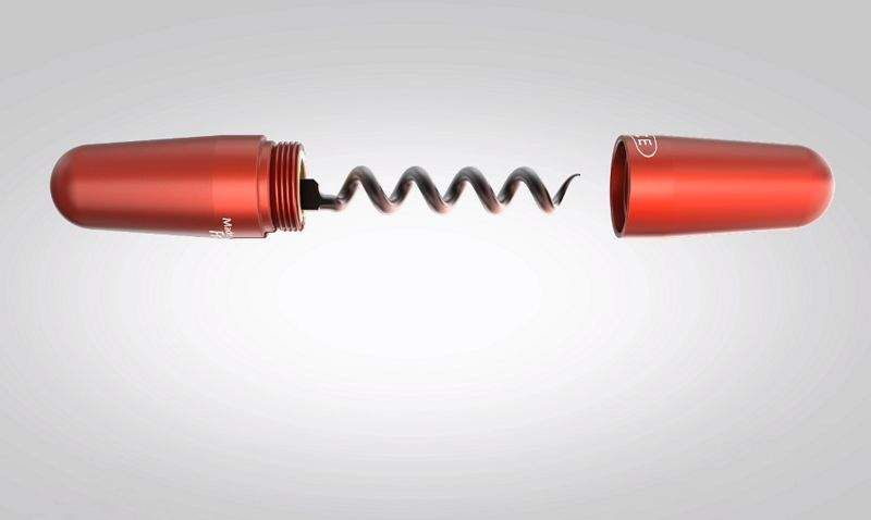 LANCE DESIGN TIRE BOUCHON Corkscrew Wine accessories Tabletop accessories  |