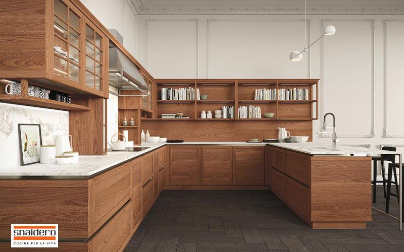 Snaidero Built in kitchen Fitted kitchens Kitchen Equipment  |
