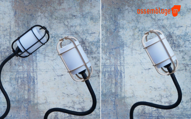 ASSEMBLAGE M Desk lamp Lamps Lighting : Indoor  |