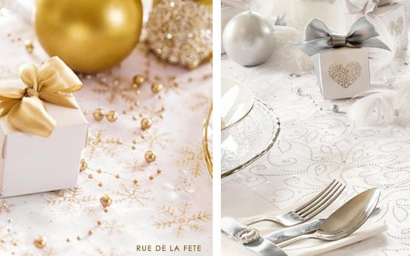 RuedelaFete.com Christmas table decoration Christmas decorations Christmas and Holidays   