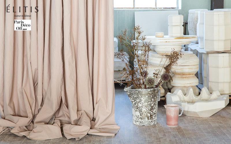 Elitis Fabric by the metre Furnishing fabrics Curtains Fabrics Trimmings  |