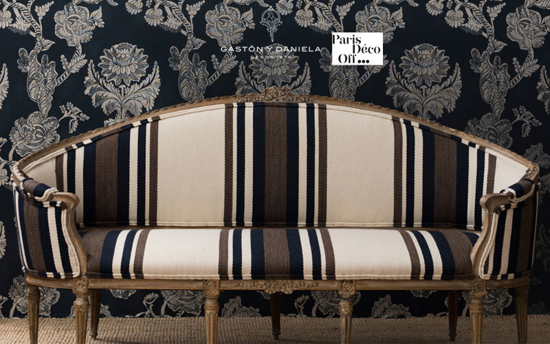 Gaston Y Daniela Furniture fabric Furnishing fabrics Curtains Fabrics Trimmings  |