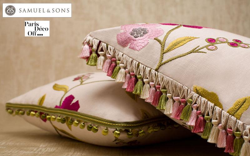 Samuel & Sons Tassel fringe soft furnishings Curtains Fabrics Trimmings  |