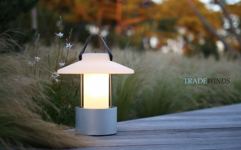 TradeWinds Portable lamp Lamps Lighting : Indoor  |