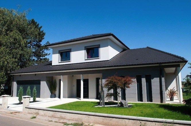 MAISONS BATIVIA Multi-storey house Houses Houses  |