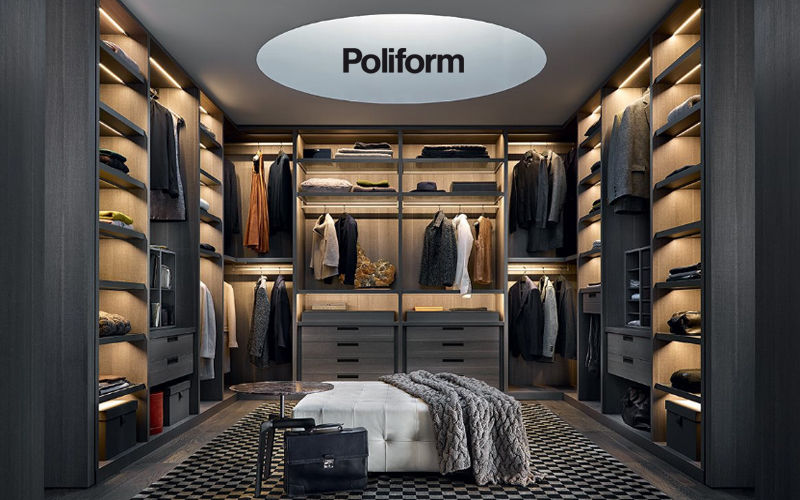 Poliform Dressing room Dressing rooms Wardrobe and Accessories  |
