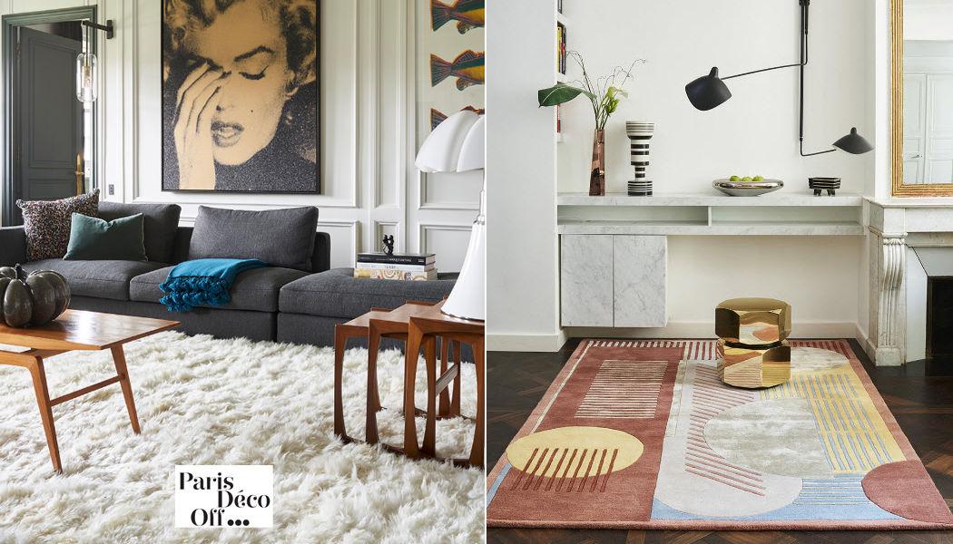 Toulemonde Bochart Modern rug Modern carpets Carpets Rugs Tapestries  |