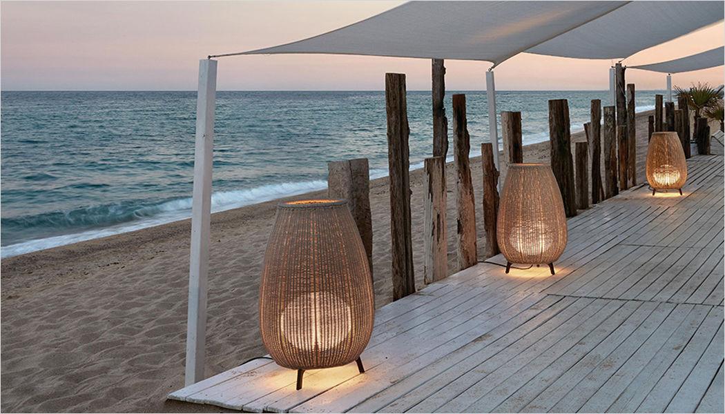 Bover Garden lamp Bollard lights Lighting : Outdoor Garden-Pool | Elsewhere