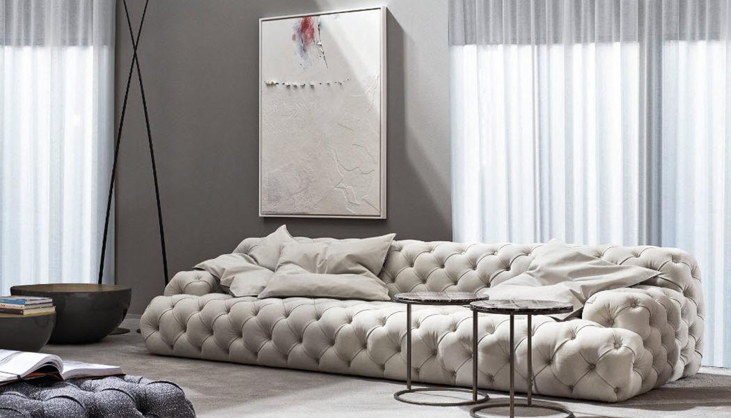 Meridiani Chesterfield sofa Sofas Seats & Sofas Living room-Bar | Design Contemporary