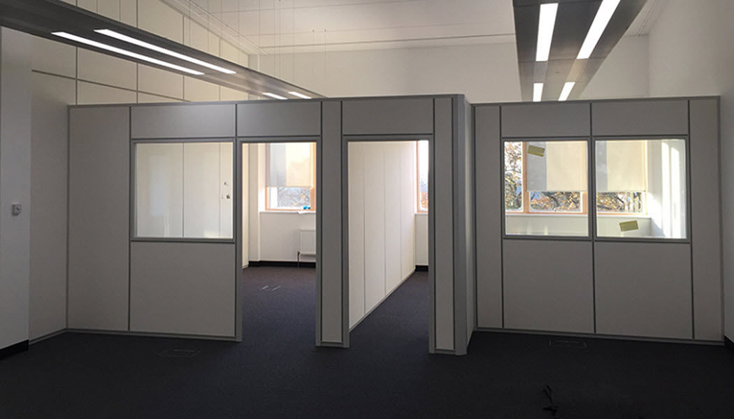 Avon Partitioning Services Office partition Partitions Walls & Ceilings  |