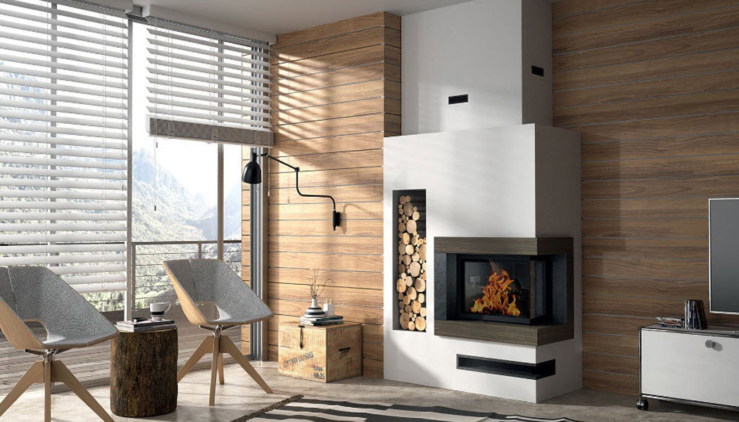 Chazelles Closed fireplace Fireplaces Fireplace  |