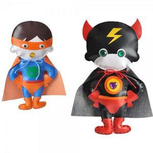 La Chaise Longue - kit super heros - Soft Toy