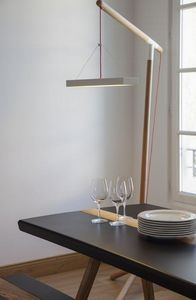 BIBELO - optimisme-- - Floor Lamp