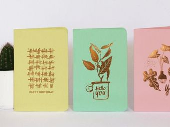 LES EDITIONS DU PAON -  - Thank You Card