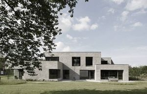 VINCENT VAN DUYSEN -  - Architectural Plan
