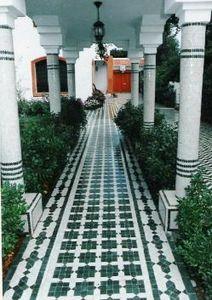 Art Et Sud Deco Bejmat tile
