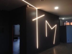 Atelier Sedap Neon tube