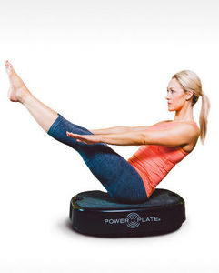 Power Plate Rowing machine