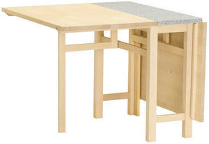 Scandibay.com Leaf table