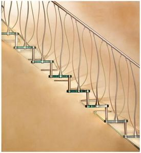 Sk Systeme Straight staircase