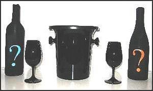 Sommelier On Line Wine blind tasting kit