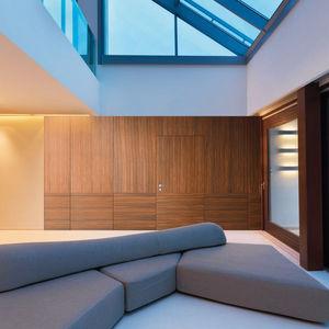 Silvelox Wooden panelling