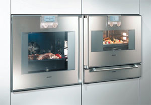 Mark Leigh Kitchens Steam oven