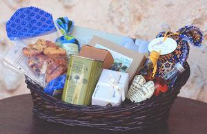 Au Pays de la Fleur d'Oranger -  - Gourmet Basket