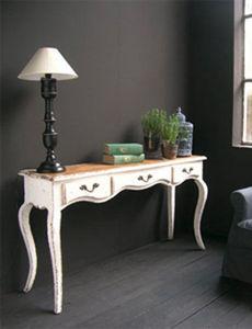 BLEU PROVENCE - vintage white - Console Table