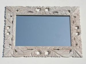 BLEU PROVENCE -  - Bathroom Mirror