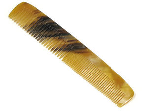 Abbeyhorn - double tooth - Comb