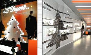 NATHALIE AUZEPY DESIGN STUDIO - dupont - Shop Layout