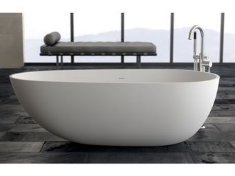 CPS DISTRIBUTION - ovale - Freestanding Bathtub