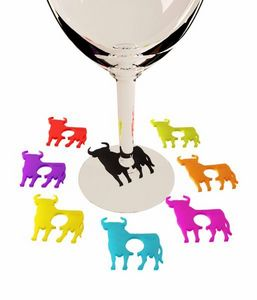 KOALA INTERNATIONAL -  - Wine Glass Marker