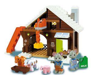 IMAGINE OUTLET - le chalet d'hiver de la famille souris - Parlour Games