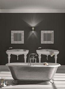 BLEU PROVENCE - olivier - Freestanding Bathtub