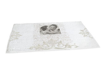 Mathilde M - tapis de bain (gm) anges amoureux - Bathmat