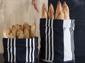 Jean Vier - maia noir - Bread Basket
