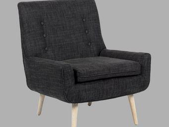 BLANC D'IVOIRE - ines - Armchair